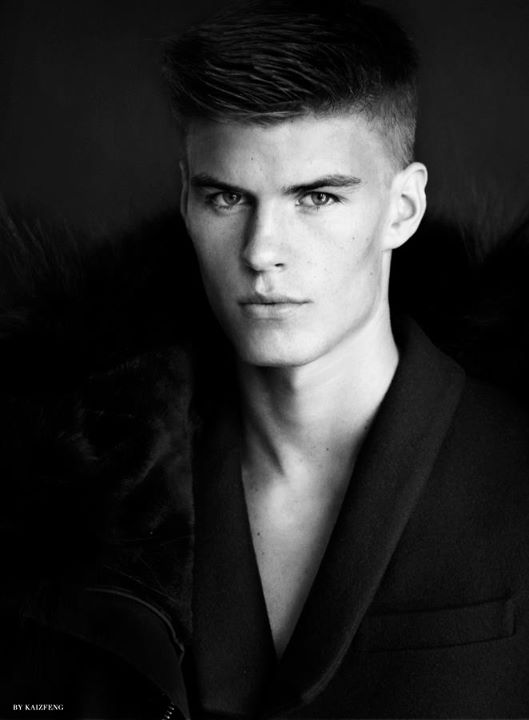Matt Woodhouse by Kai Z Feng, September 2011
