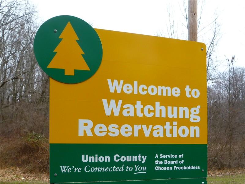Gone Hikin': Watchung Reservation, NJ - Sierra Trail on