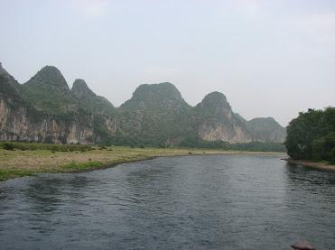 Круиз на катере по реке Ли в Гуйлине до Яншо