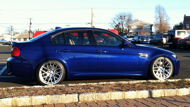 If Any One Knows The Owner Of This M3 Please Let Me Know I Would Love To Get His Wheels Specs