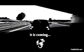 Abarth is Coming