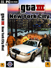 Grand Theft Auto III - New York City Mod