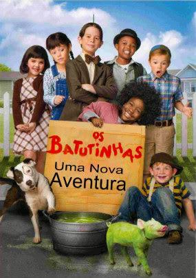 Filme Poster Os Batutinhas – Uma Nova Aventura DVDRip XviD Dual Audio & RMVB Dublado