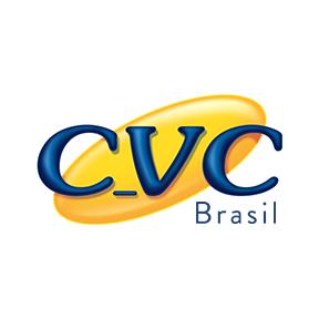Resultado de imagem para cvc viagens