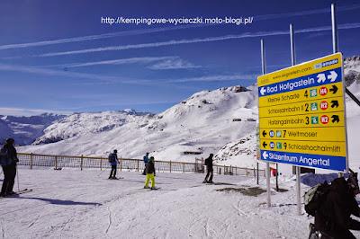 Ski Amade trasy ze Schlossalm