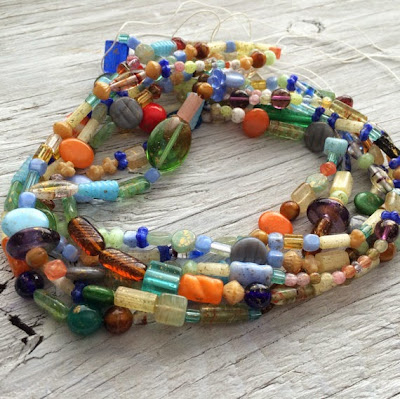 Mixed Czech Glass from All Things Beaded