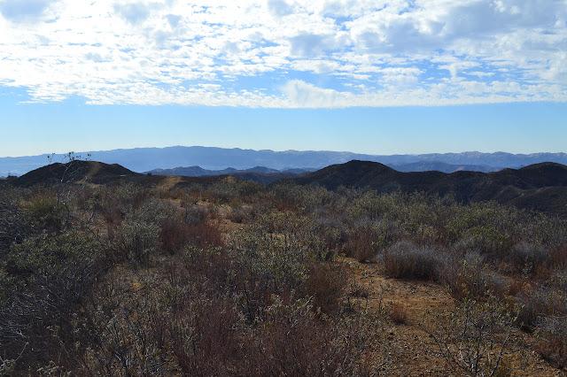 top of Townsend Peak