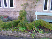 Strines Topiary