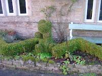 Strines Topiary