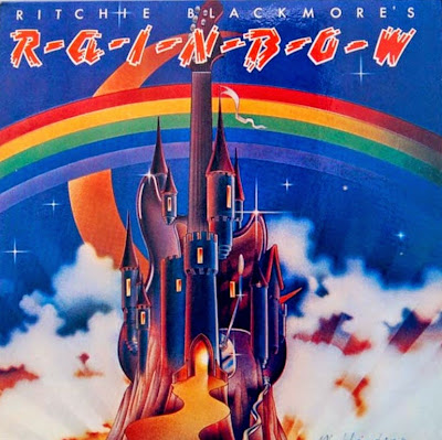 Ritchie Blackmore's Rainbow ~ 1975 ~ Ritchie Blackmore's Rainbow