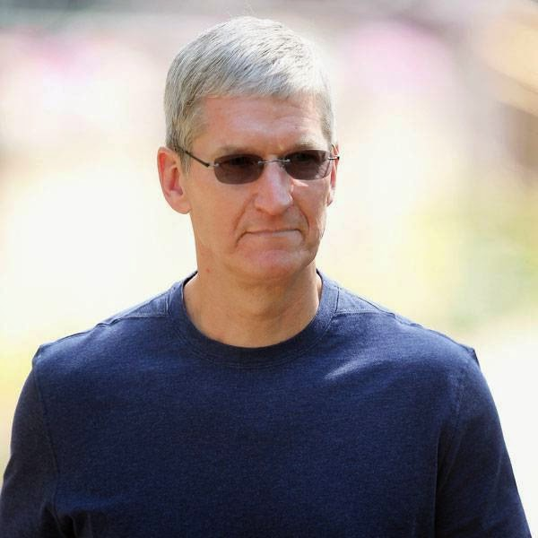 """Our record June quarter revenue was fueled by strong sales of iPhone and Mac and the continued growth of revenue from the Apple ecosystem, driving our highest (earnings per share) growth rate in seven quarters,"" Apple chief executive Tim Cook said in an earnings release."