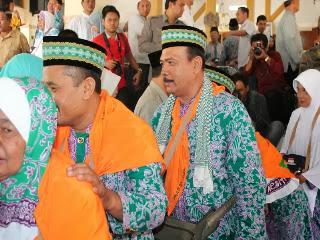 Nama Calon Jemaah Haji 2013