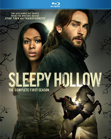 Sleepy Hollow – Temporada 1 [BD25]