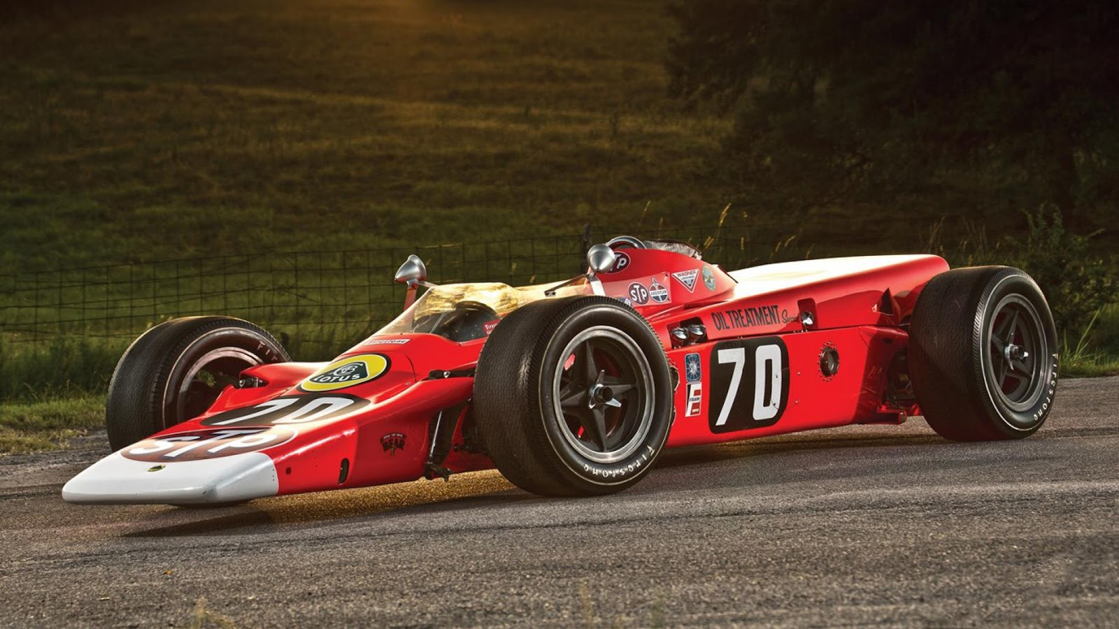 1968 Lotus 56 Indianapolis
