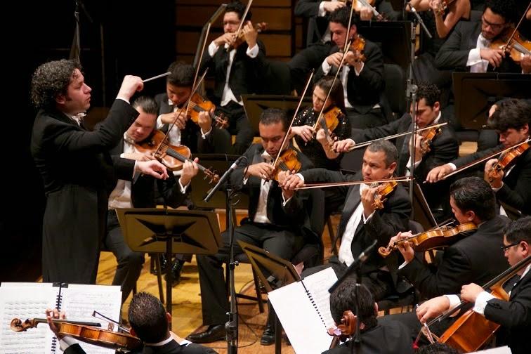 """Richard Wagner tardó más de 25 años en escribir la saga operística """"El anillo de nibelungo"""" que, en esta oportunidad, interpretó la OSSBV bajo al dirección de Gustavo Dudamel"""