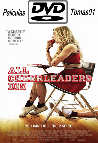 All Cheerleaders Die (2013) DVDRip