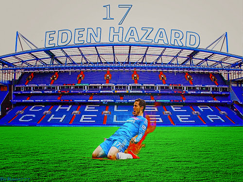 eden hazard desktop wallpaper