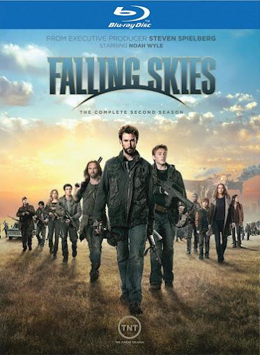 Falling Skies – Temporada 2 [BD25]