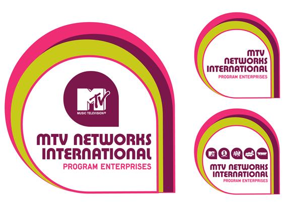 history of all logos all mtv logos