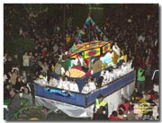 Carroza: Barco de Luz