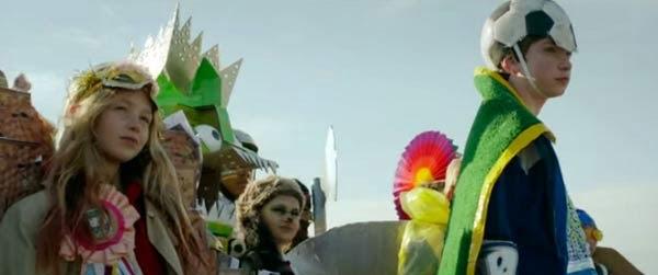Fotograma del videoclip de Heroes de Janelle Monáe