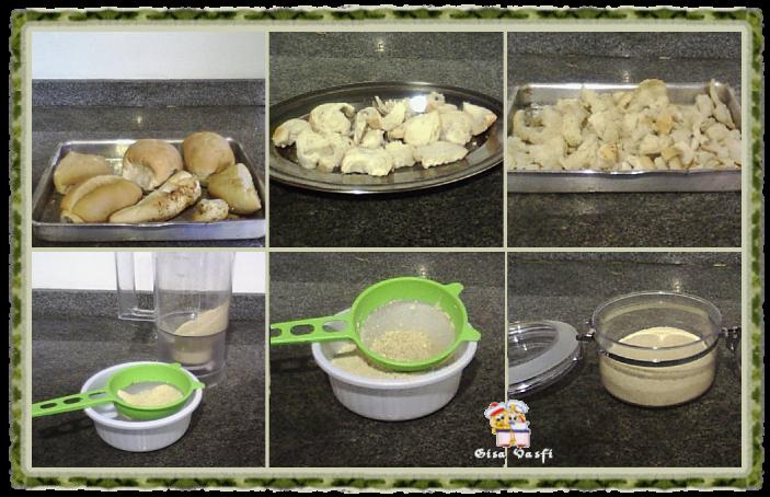 Farinha de rosca