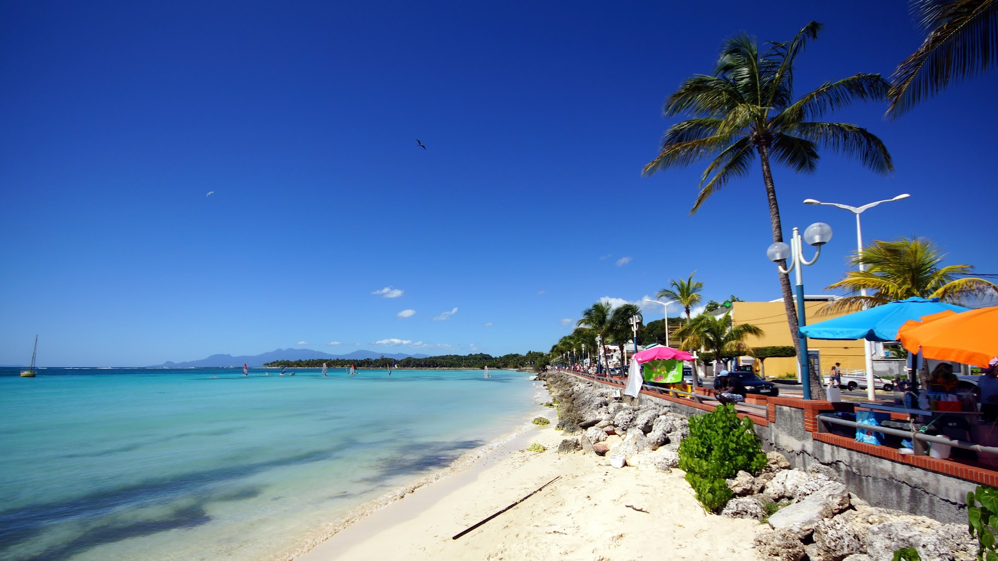 Reisinformatie Guadeloupe