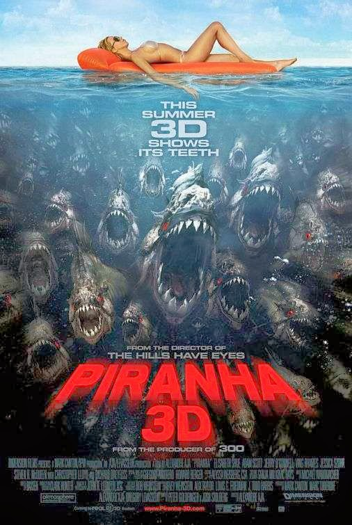 Poster Of Piranha 3D (2010) Full Movie Hindi Dubbed Free Download Watch Online At Alldownloads4u.Com