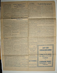 Het Parool 1 april 1945. Eerste nummer na de bevrijding.  Pagina 2.