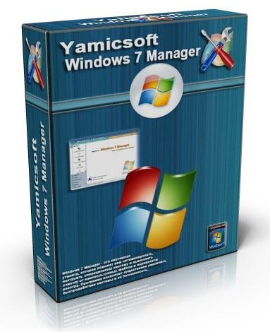 Windows 7 Manager 3.0.5 Final 32bit & 64bit (ENG) + Serial
