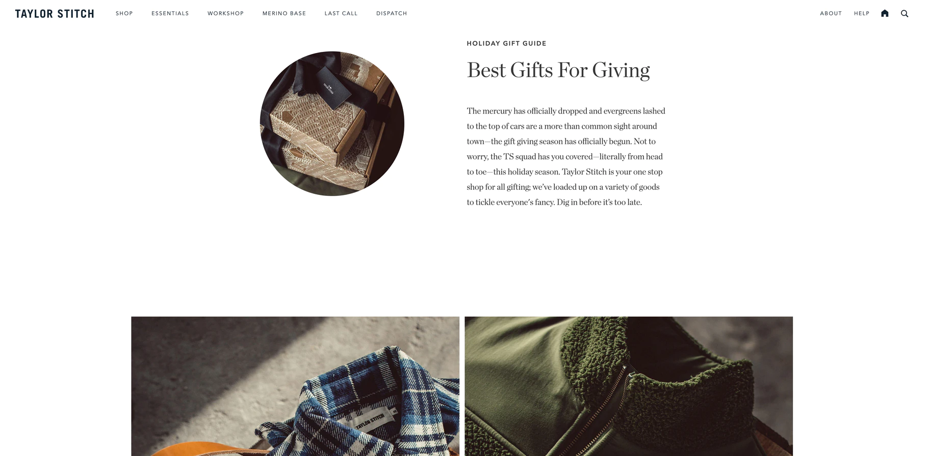 Guide to Setup Store for Black Friday Marketing- make a gift guide