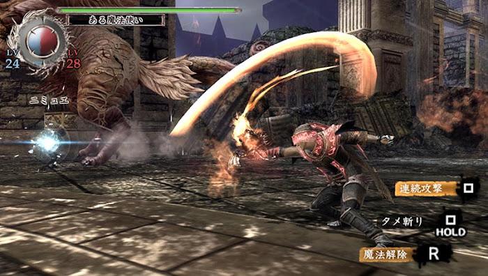 Soi cận cảnh Soul Sacrifire trên PlayStation Vita