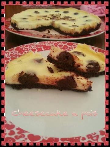 cheesecake dalmata