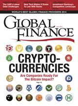 Global Finance Magazine 06/2014 edition - free subscription.