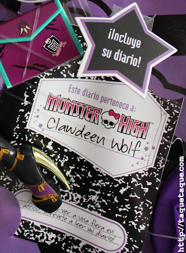 Clawdeen Wolf - School's Out