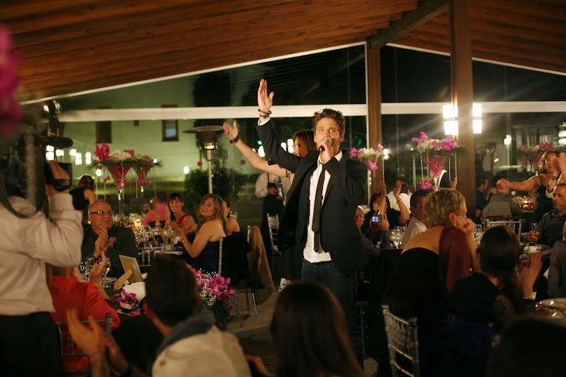 banquete, divertido, ot, alejandro, boda