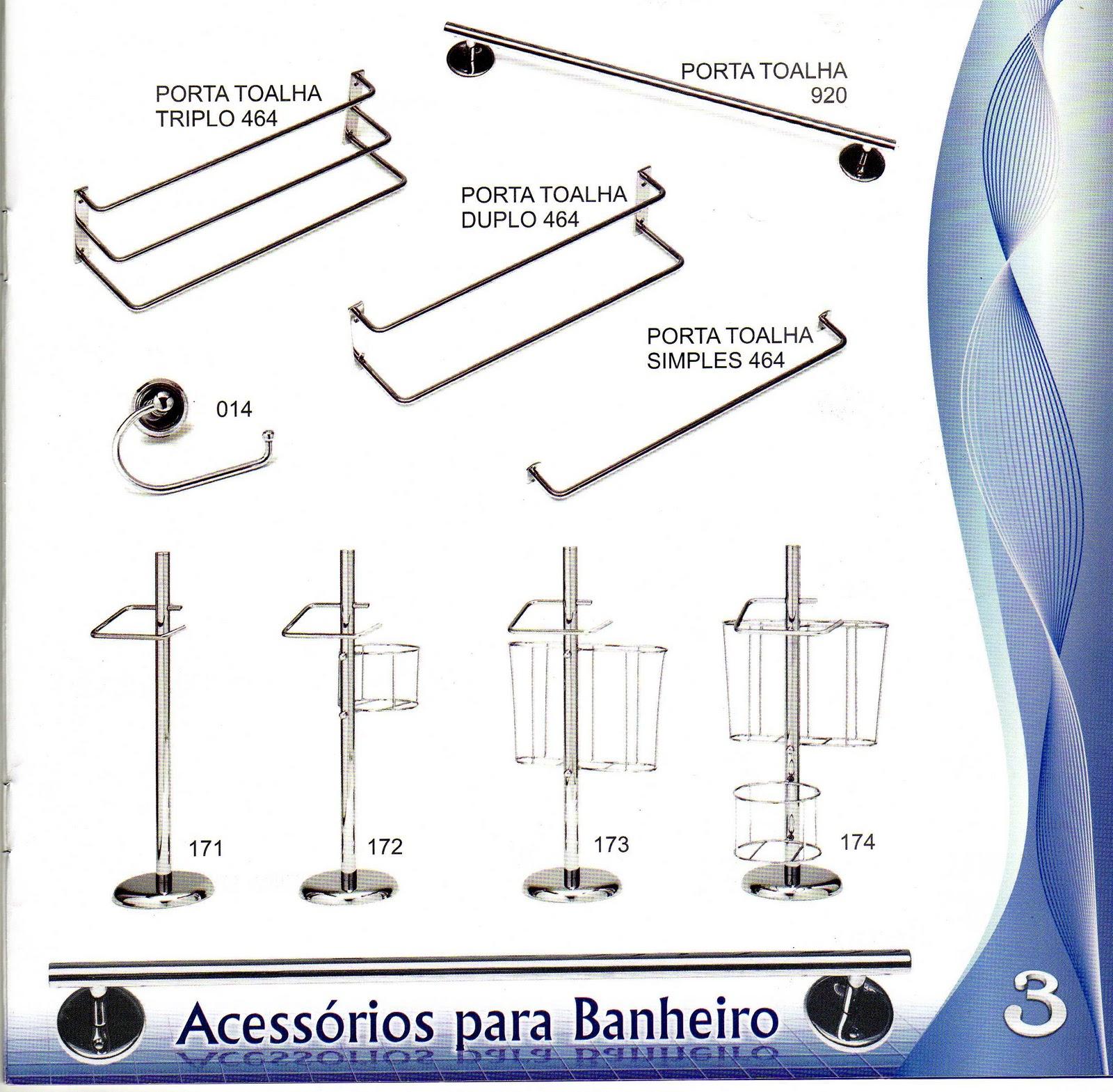 ACESSÓRIOS PARA BANHO(ACABAMENTOS:LATÃO POLIDO CRA.CROMADO LATÃO  #333D7F 1600x1569 Acessorios Do Banheiro