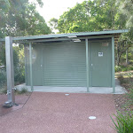 Toilets at The Shores Way car park in Green Point Reserve (389333)