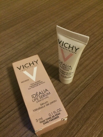 Vichy, Idéalia Life Serum, pele, cuidados, pele oleosa, antissinais, rejuvenescedor, efeito tensor