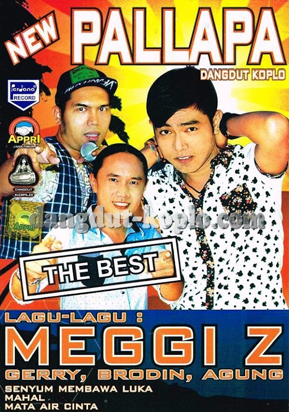 Mahal – Gerry Mahesa – New Pallapa Best Meggi Z 2014