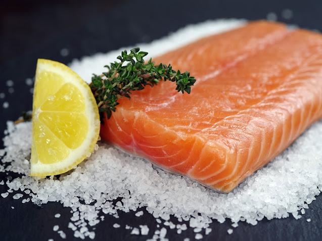 鮭魚、蘋果 抗老化好幫手