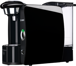T42 Tassimo Maskin Magic Black