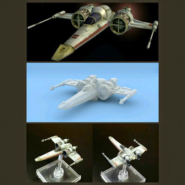 Z-95 pesado de Mel Miniatures