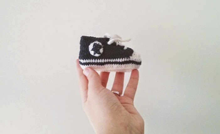 converse all stars baby shoes :: sapatinhos de bebé converse all stars
