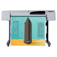 Traceur HP Designjet 500, 500PS series