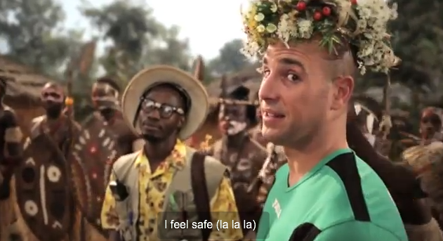 Screen+Shot+2012 02 29+at+1.19.40+PM The Pulled Ad: The racially offensive commercial starring Liverpools Pepe Reina