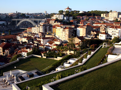Vila Nova de Gaia in Portugal
