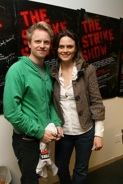 Emily Deschanel marries Rickety Cricket of