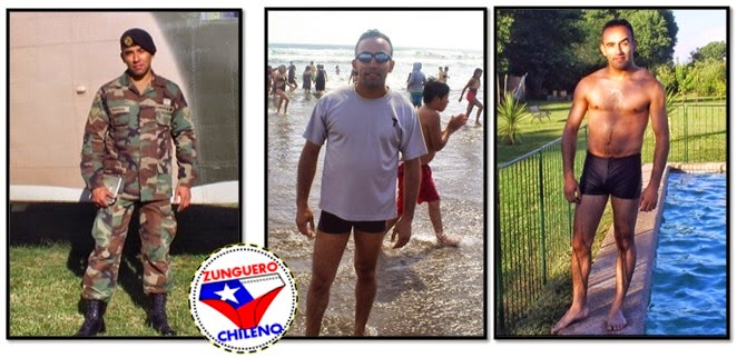 Militares y zungas los valientes soldados chilenos tienen for Solados para piscinas