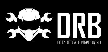 Arena Derby логотип горизонтальный на черном фоне
